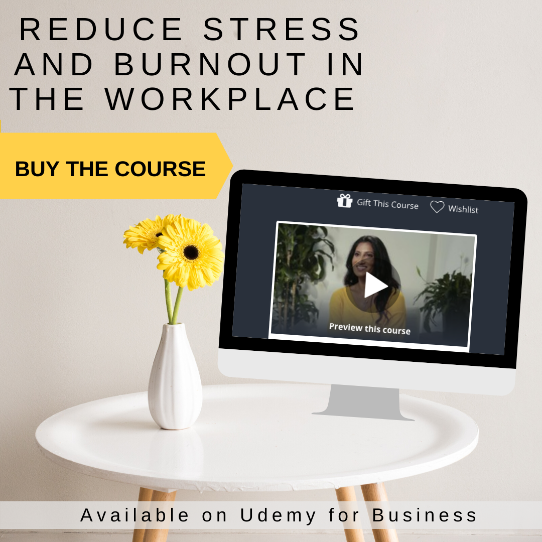 Stress Detox Course on Udemy